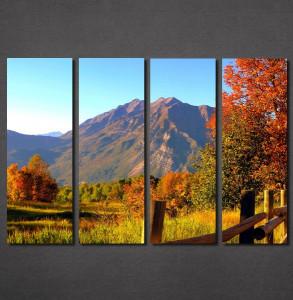 Slike na platnu Jesen na planini Nina30120_4