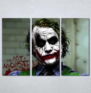 Slike na platnu Joker Nina216_3