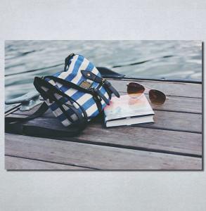 Slike na platnu Leto Nina30196_P
