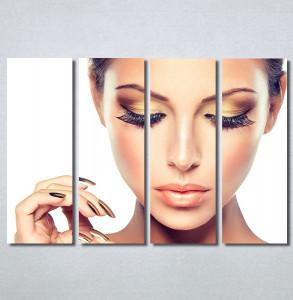 Slike na platnu Make up Nina30362_4