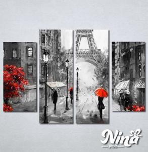Slike na platnu Pariz Nina236_4