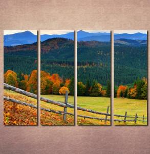 Slike na platnu Planinske jesenje boje Nina30121_4