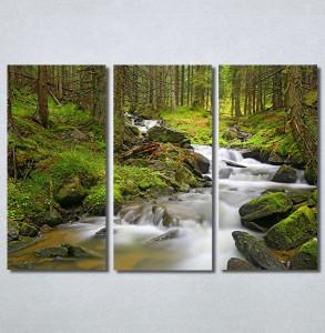Slike na platnu Planinski potok Nina30371_3
