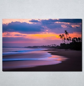 Slike na platnu Plaža i more Nina088_P