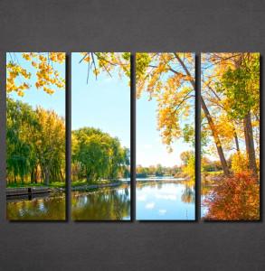 Slike na platnu Reka u jesen Nina30127_4