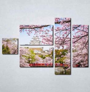 Slike na platnu Sakura i Japan Nina083_5