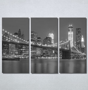 Slike na platnu San Francisko Nina30158_3