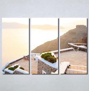 Slike na platnu Santorini Nina30203_3