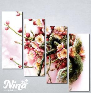 Slike na platnu Vocka u cvatu Nina254_4