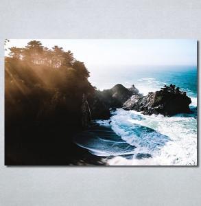 Slike na platnu Zaliv Nina30334_P