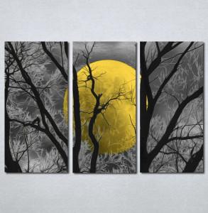 Slike na platnu Zuti mesec Nina207_3