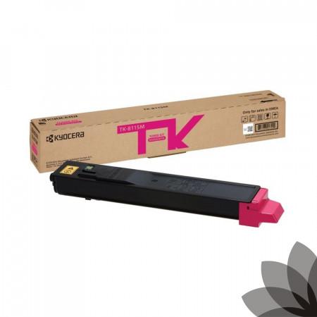 Toner Original TK8115M - 6000 copii