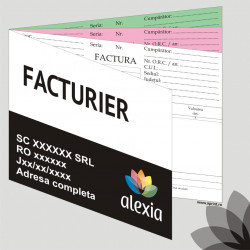 Facturier personalizat