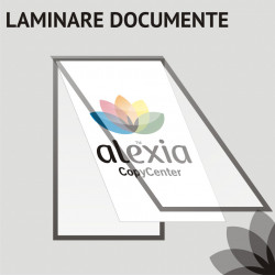 laminare documente