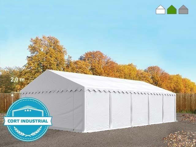 Cort Industrial 6x10m, Premium