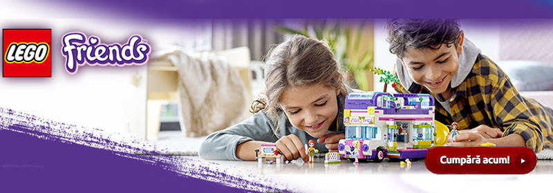 Lego Friends reducere