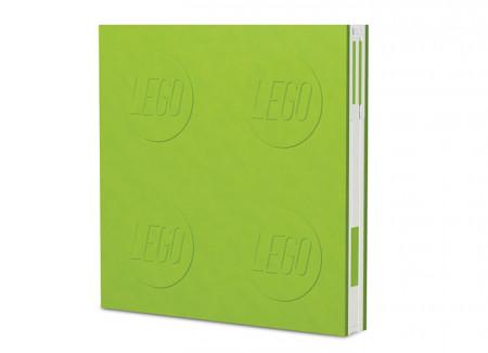 Agenda cu pix LEGO - Lime (52442)