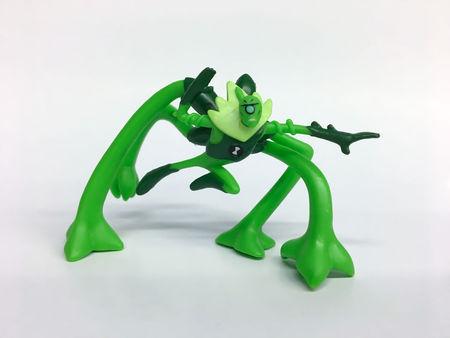 BEN 10 Mini figurine blister - Wildvine