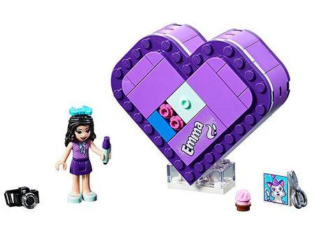 Cutia inima a Emmei (41355)
