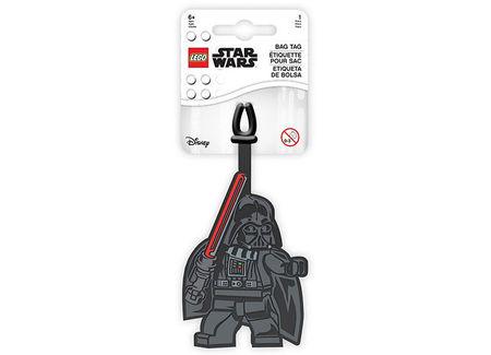 Eticheta bagaje LEGO Star Wars Darth Vader (52233)