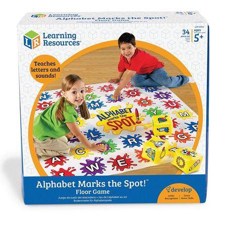 Joc alfabetul interactiv