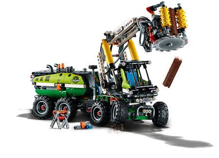 Masina forestiera (42080)