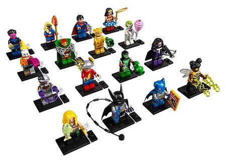 Minifigurine Seria DC Super Heroes (71026)