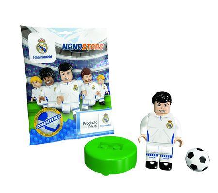 Nanostars Real Madrid figurine foil bag
