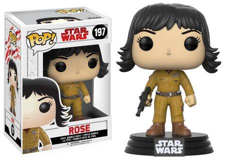 POP BOBBLE: STAR WARS: E8 TLJ: ROSE
