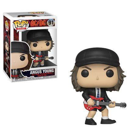 POP ROCKS: AC/DC - ANGUS YOUNG