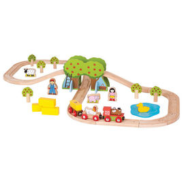 Trenuletul de la ferma
