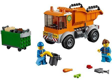 Camion pentru gunoi (60220)