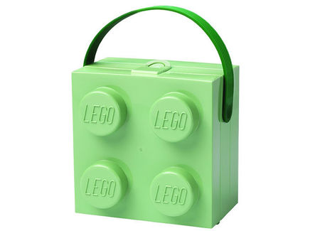 Cutie pentru sandwich 2x2 verde (40240005)