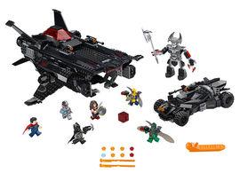 Flying Fox: Atacul aerian cu Batmobilul (76087)