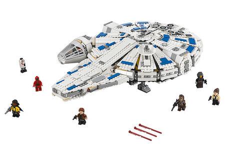 Millennium Falcon (75212)