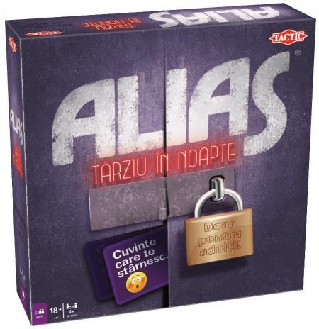 Alias Noaptea Tarziu - Joc pentru adulti