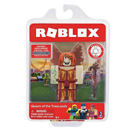 ROBLOX FIGURINA BLISTER Queen of the Treelands