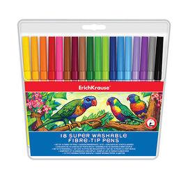 Set carioci superlavabile - 18 culori