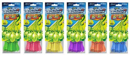 "Baloane cu apa ""Bunch O Balloons - Rapid Fill"" 1 set - Yellow"