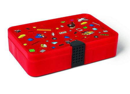 Cutie de sortare LEGO Iconic rosu (40840001)