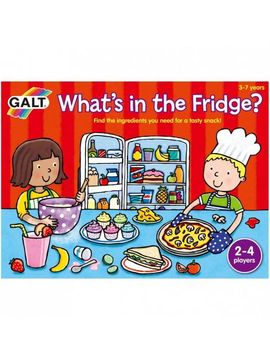 Joc - Ce se afla in frigider ?
