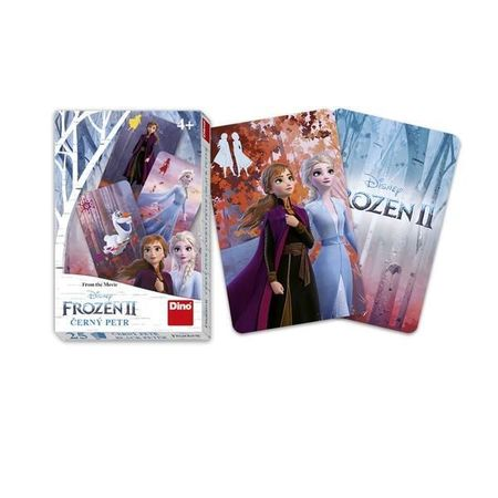 Joc de carti - Frozen II