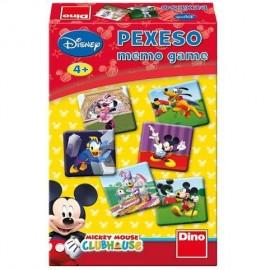 Joc de memorie - Clubul lui Mickey Mouse
