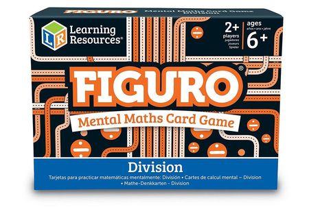 Joc matematic - Figuro - Impartiri