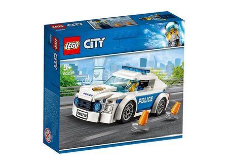 Masina de politie pentru patrulare (60239)