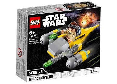Naboo Starfighter Microfighter (75223)