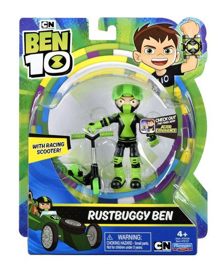 Rustbuggy Ben