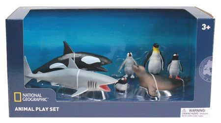 Set 7 figurine - Animalute polare