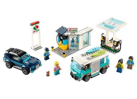 Statie de service (60257)