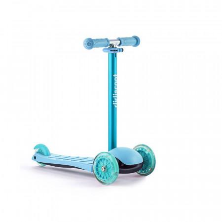 Trotineta premium Didiscoot - Bleu